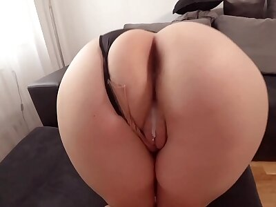 A young pupil with a beamy botheration loves just about fuck. Would you fuck her?