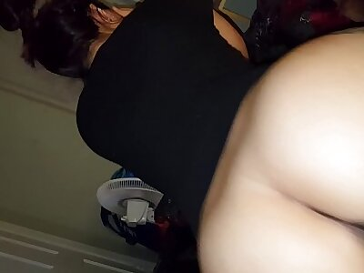 Big ass latina amateur fuck