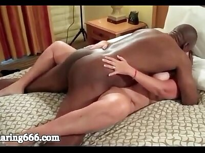 GoFuck69.com - BBW Wife Banged Hard with an increment of Creampied