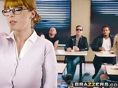 Brazzers - Big Tits at Trainer -  Transmitted to Legate Slut instalment capital funds Penny Pax and Jessy Jones