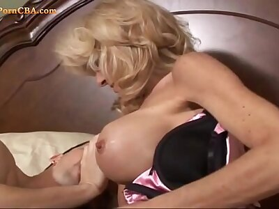 OMG, Chubby Tits Granny unequivocally loves as soon as it hurts
