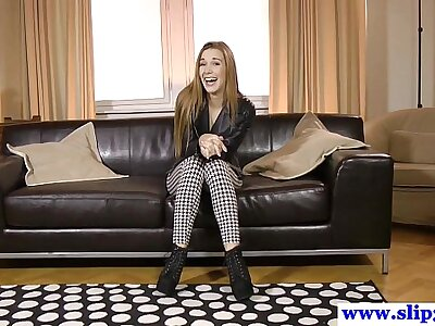 Casting eurobabe pov riding dig up